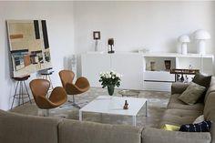 Post- Piezas de decoración con nombre propio-Swan Chair