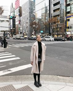 Was Sie nach Tokio tragen sollten Nach Maxene Magalona Star Style PH Japan Outfit Winter, Spring Outfits Japan, Japan Outfits, Winter Travel Outfit, Japan Winter Fashion, Winter Outfits For Teen Girls, Winter Outfits For School, Winter Outfits For Work, Winter Outfits Women
