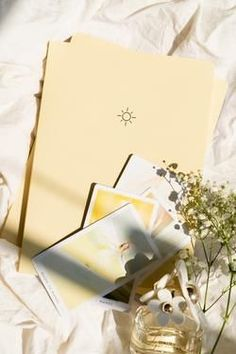 Yellow Pastel Notebook by Lavendaire ($12) ☁ Aesthetic stationery for self discovery, creativity, and freedom. For daily journaling, planning, bullet journaling, doodling, list making, goal setting, morning pages. Available with Lined, Blank, and Dotted pages. Also available in: Pink, Green, Blue / each with a minimal gold foil symbol. ☁ See more at shop.lavendaire.com Download 30 FREE journaling prompts for self discovery: ☁ lavendaire.com/journaling-discovery Yellow Aesthetic Pastel, Aesthetic Colors, Aesthetic Vintage, Aesthetic Grunge, Baby Yellow, Mellow Yellow, Photo Wall Collage, Picture Wall, Picture Collages