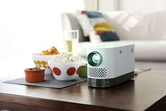 LG ProBeam video projector