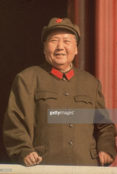 Mao Tse-Tung, The Greatest Revolutionary of Our Time....