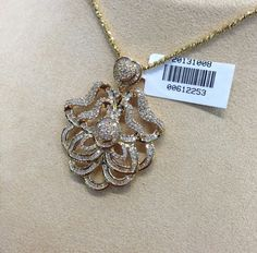Hassan al Nemer Jewellery ~ Instagram Latest Jewellery, Bridal Jewellery, Diamond Jewellery, Jewellery Designs, Pendant Set, Diamond Pendant, Gold Pendant, Pendant Jewelry, Gold Designs