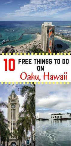 Get the most out of your Hawaii trip by visiting these places for free! | http://Wanderlustyle.com
