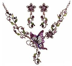 Femicuty Fashion Womens Retro Elegant Style Necklace Earr... http://www.amazon.com/dp/B00HFNFIZM/ref=cm_sw_r_pi_dp_zFojxb0C13JPV