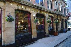 Café Royal, Edinburgh, Scotland, EH2 2AA – The Good Pub Guide