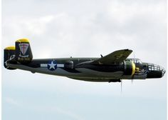 ART TECH B25 MITCHELL Flying model plane