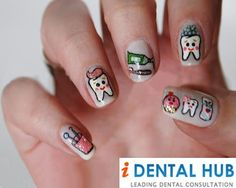 Dental Nail Art - Identalhub