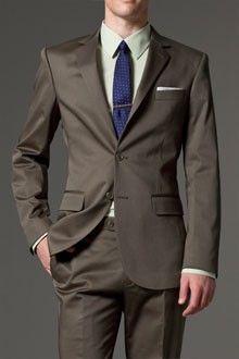 Olive suit <3