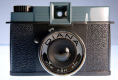 This was the required camera to use at College.  It was plastic and you had to modify it to make it work.  The Diana