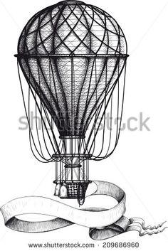 hot air balloon blueprints - Google Search