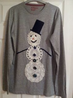 homemade christmas jumpers - Google Search