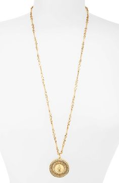 Virgins Saints & Angels 'Resurrection' Disco Charm Necklace available at #Nordstrom