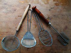 love the vintage tools