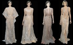 elie saab haute couture fall/winter 2011-2012