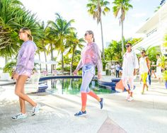 SNKROLOGY: A SOFT SPOT: adidas by Stella McCartney Spring/Summer 2013 collection - Getting Jiggy in Miami