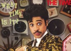 "Morris Day and ""The Time"""