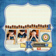 by @Joscelyne Cutchens   School Zone Digital Scrapbook Kit from www.peppermintcreative.com
