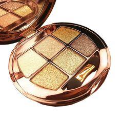 0247cb1b Glitter Eyeshadow Palette 6 Colors Sparkle Eyeshadow Shimmer Eyeshadow Long  Lasting Makeup