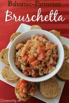 28 dog food recipes using natural healthy ingredients balsamic parmesan bruschetta forumfinder Image collections