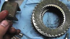 Clutch plate repair by Bullshitkorner