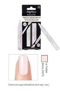 Sally Hansen French Nail Manicure Kit #3473 by Sally Hansen. $4.50