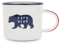 Father's Day Papa Bear Camp Mug