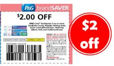 Today there is a new P&G brandSaver circular with high-value coupons, including $2 off many varieties of Crest toothpaste, including Crest 3D White toothpaste 3.5 oz, Crest Pro-Health toothpaste 4.6 oz., Crest Pro-Health Advanced toothpaste 3.5 oz. and Crest Complete toothpaste 5.8 to 6.2 oz.  This post is sponsored by Procter & Gamble although any opinions expressed are my own. #sponsored Coupon Mom, Crest 3d White, Free Coupons, Cavities, Cleaning Hacks, Baking Soda, Health, Kids, Young Children
