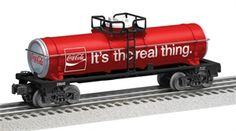 Lionel 29640 Coca-cola Coke Red Single Dome Tank Car for sale online Ho Trains, Model Trains, Chocolate Car, Best Soda, Lionel Train Sets, Coca Cola Christmas, Model Train Layouts, Models, Classic Toys