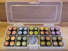 Essential Oil Emergency First Aid Kit