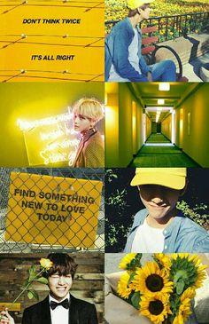 TaeHyung Yellow