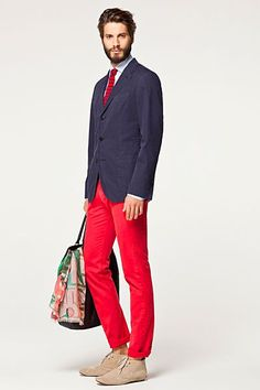 CH Carolina Herrera Menswear Collection
