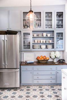 Photos Of Jamie Chung S Kitchen Popsugar Home Designed By Decorist Celebrity Designer Will Wick