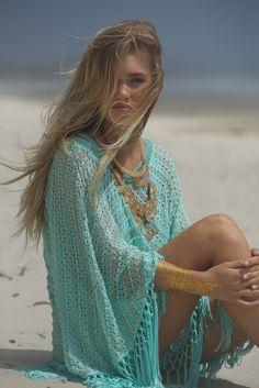 ╰☆╮Boho chic bohemian boho style hippy hippie chic bohème vibe gypsy fashion indie folk the . Bohemian Beach, Hippie Bohemian, Hippie Chic, Boho Gypsy, Gypsy Style, Bohemian Style, Boho Chic, Style Feminin, Indie Fashion
