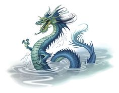 1000+ images about Dragon Water on Pinterest   Water dragon, Sea ...