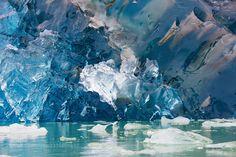Glacier Ice by alexanderbd2003