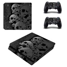 Video Game Accessories Faceplates, Decals & Stickers Dependable Fallout Vinyl Decal Skin Sticker For Sony Playstation 4 Pro Console Attractive And Durable