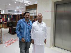 Logesh Publisher and Nalli Kuppuswami Chetti ayya