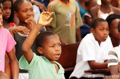 We support the Participation of children and young people. Children have the right to take part in discussions on matters that affect them. They have the right to be heard and to have their views considered.    http://www.unicef.org/mozambique/9876_10686.html