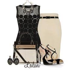 Ideas for work... Black & Tan