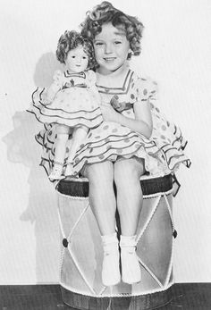 Shirley Temple, 1934.