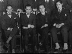 Primera transmisión de radio en el mundo. Audio original,año 1920  #emisión #Radio mundial