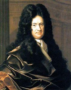 """Gottfried Wilhelm Leibniz fue un filósofo, lógico, matemático, jurista, bibliotecario y político alemán. Nació el 1 de julio de 1646 en Leipzig (Electorado de Sajonia) y murió en Hannover a los 70 años. Fue uno de los grandes pensadores del siglo XVII y se le reconoce como el """"El último genio universal"""". Realizó profundas e importantes contribuciones en las áreas de metafísica, epistemología y lógica."""