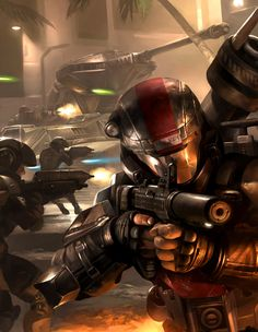 HALO: Charity Auction image by *Cryptcrawler on deviantART