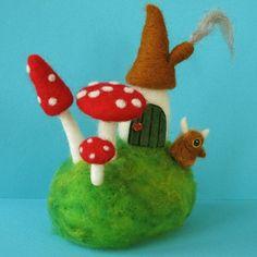 Little Monster in a Big World: Wookie Mite   Flickr - Photo Sharing!