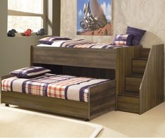7 Best Ashley Furniture Beds Images Bunk Beds With Stairs Kids