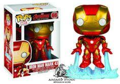 Iron Man esta disponible para ti y solo en Asgard Store