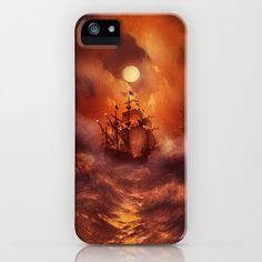Perfect storm. iPhone & iPod Case by Viviana Gonzalez - $35.00