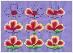 Уроки по китайской росписи   469 фотографий