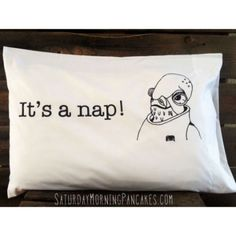 For the Home :: Star Wars It's A Nap! Pillow Case - Shut Up And Take My Money Store!