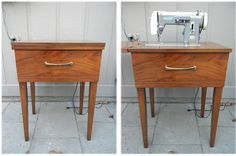 1950's Remington Deluxe sewing machine by Brother by loucella, $145.00
